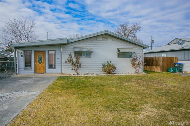 818 S Juniper Dr, Moses Lake, WA 98837 (#1409029) :: Homes on the Sound