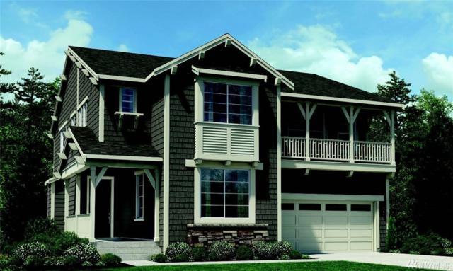 1315 Salish Ave SE #10, North Bend, WA 98045 (#1409058) :: Homes on the Sound