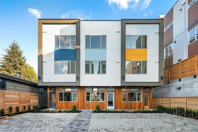 7534 15th Ave NW A, Seattle, WA 98117 (#1409063) :: KW North Seattle