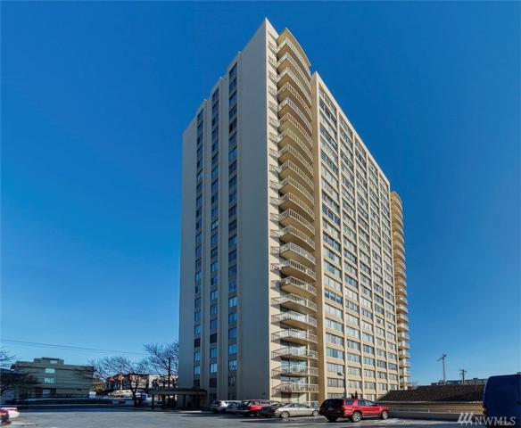 4540 8th Ave NE #1204, Seattle, WA 98105 (#1409077) :: Pickett Street Properties