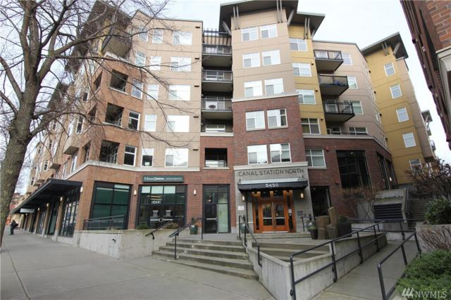 5450 Leary Ave NW #358, Seattle, WA 98107 (#1409080) :: KW North Seattle