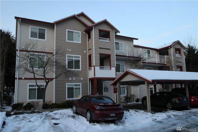 14815 29th Ave W J302, Lynnwood, WA 98087 (#1409090) :: Pickett Street Properties