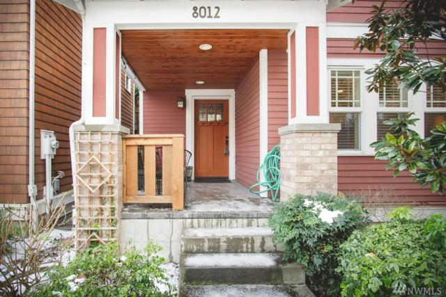 8012 Ashworth Ave N, Seattle, WA 98103 (#1409115) :: Ben Kinney Real Estate Team