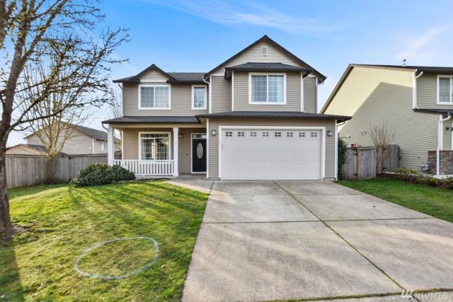 108 E 16th Place, La Center, WA 98629 (#1409192) :: Homes on the Sound