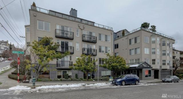 500 Aloha St #303, Seattle, WA 98109 (#1409250) :: Sweet Living