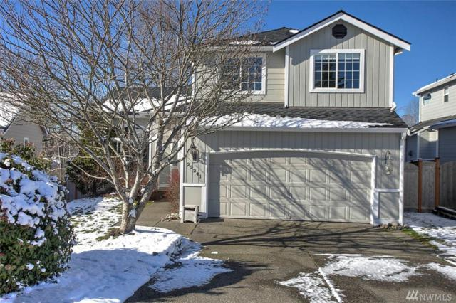 22241 131st Ave SE, Kent, WA 98031 (#1409322) :: Homes on the Sound
