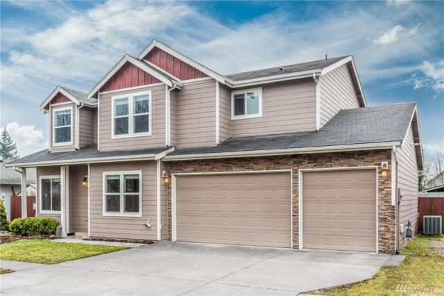 807 Mountain Aire Lane NW, Yelm, WA 98597 (#1409379) :: Homes on the Sound