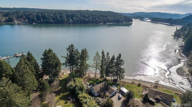 2520 Madrona Beach Rd NW, Olympia, WA 98502 (#1409479) :: Real Estate Solutions Group