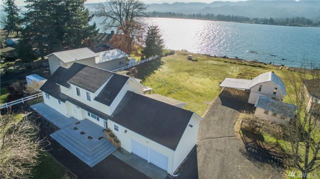 92 E Sunny Sands Rd, Cathlamet, WA 98612 (#1409480) :: Homes on the Sound