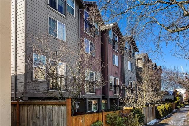 3423 California Ave SW C, Seattle, WA 98116 (#1409487) :: Homes on the Sound