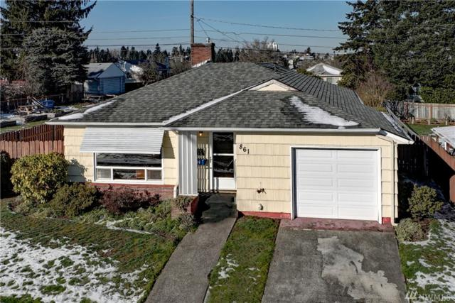 861 S 34th St, Tacoma, WA 98418 (#1409534) :: Homes on the Sound