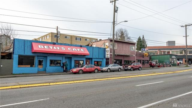 7307 Aurora Ave N, Seattle, WA 98103 (#1409545) :: Ben Kinney Real Estate Team