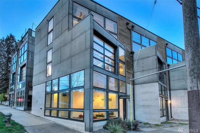 200 N 36th St, Seattle, WA 98103 (#1409587) :: Homes on the Sound