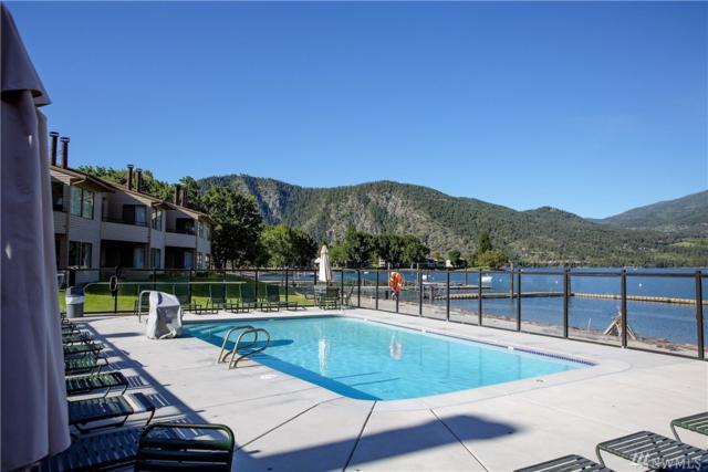 1 Lakeside 717-Q, Manson, WA 98831 (#1409610) :: Homes on the Sound