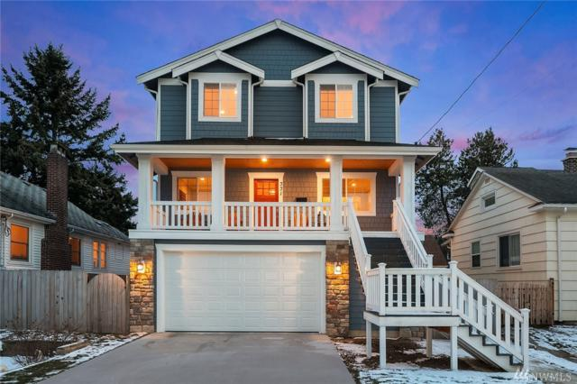 331 NW 78th St, Seattle, WA 98117 (#1409666) :: Homes on the Sound