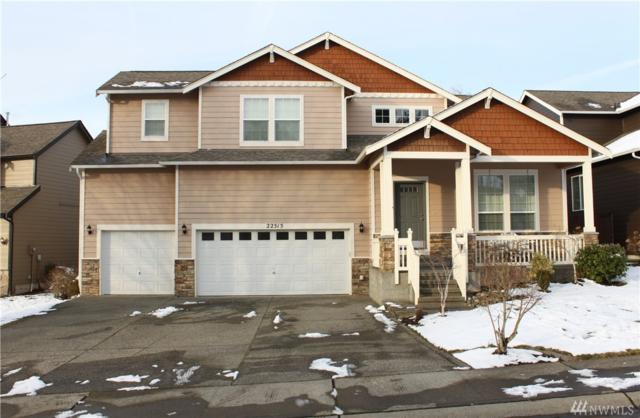22515 94th St E, Buckley, WA 98321 (#1409721) :: Homes on the Sound