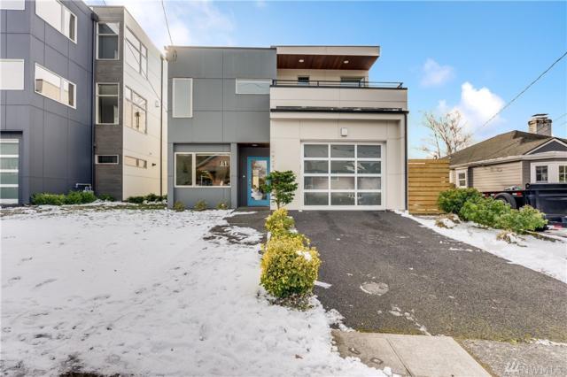 3951 SW Kenyon St., Seattle, WA 98136 (#1409931) :: Homes on the Sound
