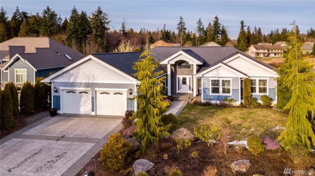 4448 Castlerock Dr, Blaine, WA 98230 (#1410004) :: Homes on the Sound