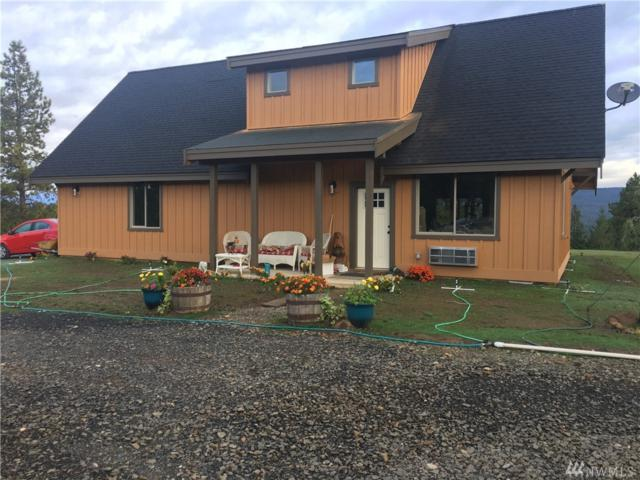 6673 Upper Peoh Point Rd, Cle Elum, WA 98922 (#1410144) :: Homes on the Sound