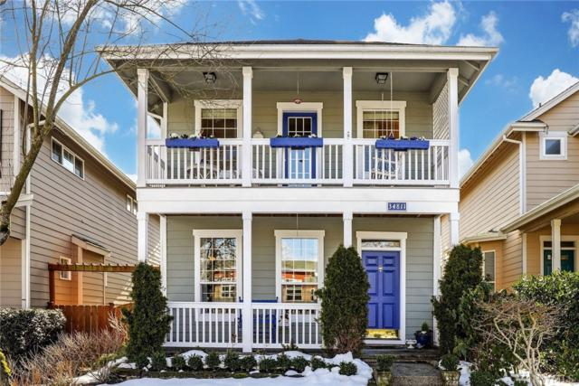 34811-SE Ridge St, Snoqualmie, WA 98065 (#1410175) :: Homes on the Sound
