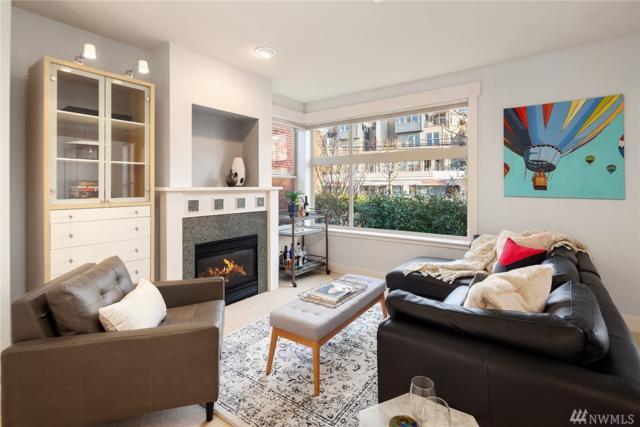 2035 Eastlake Ave E #202, Seattle, WA 98102 (#1410207) :: Homes on the Sound