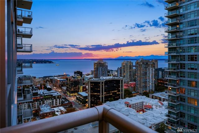 588 Bell St 2701S, Seattle, WA 98121 (#1410230) :: Homes on the Sound