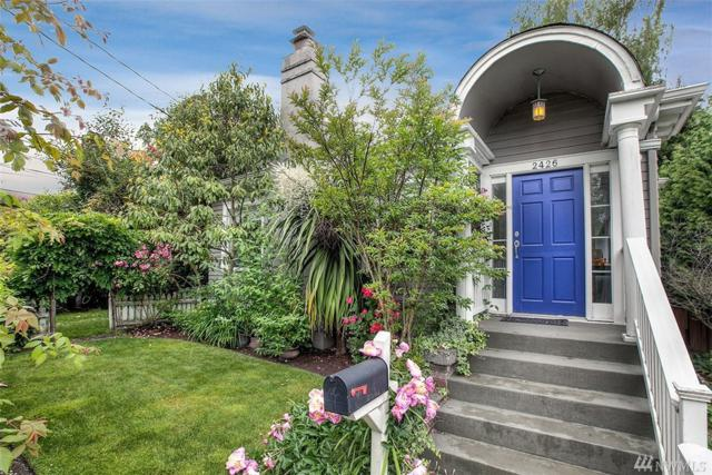2426 E Mcgraw St, Seattle, WA 98112 (#1410265) :: Homes on the Sound