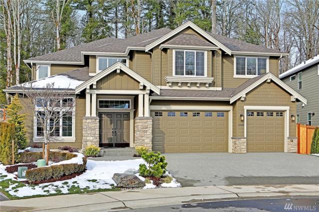 26618 SE 9th Wy, Sammamish, WA 98075 (#1410283) :: Homes on the Sound