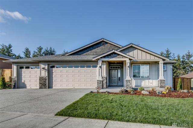 101 Lillian Ridge Dr, Sequim, WA 98382 (#1410310) :: Homes on the Sound