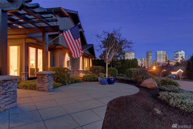 9636 Evergreen Dr, Bellevue, WA 98004 (#1410320) :: Hauer Home Team