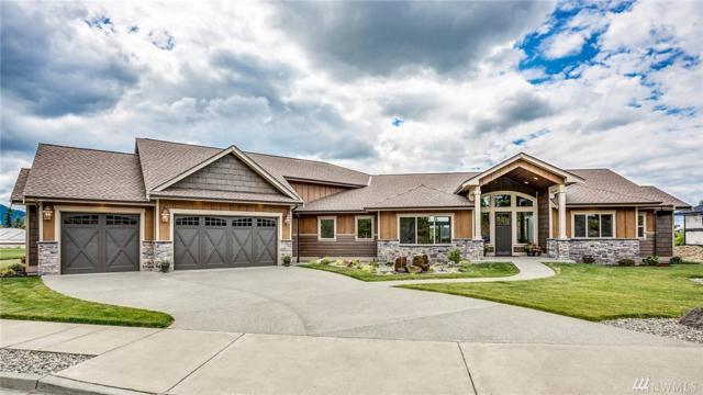 160 Mountain Crest Lane Lot#6, Eatonville, WA 98328 (#1410439) :: Crutcher Dennis - My Puget Sound Homes