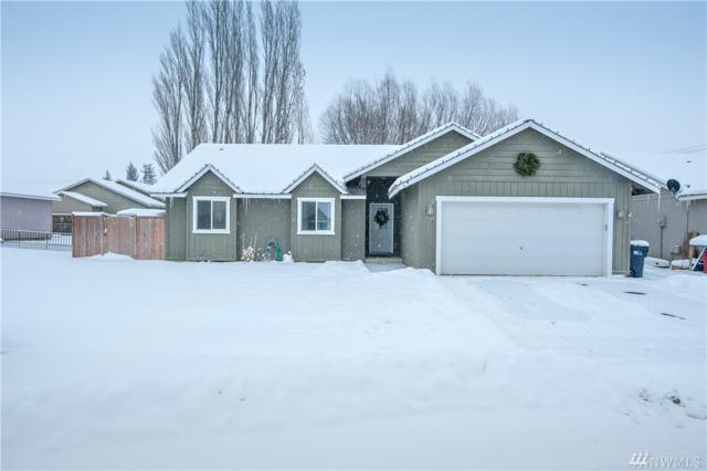 2702 N Canal St, Ellensburg, WA 98926 (#1410457) :: Homes on the Sound