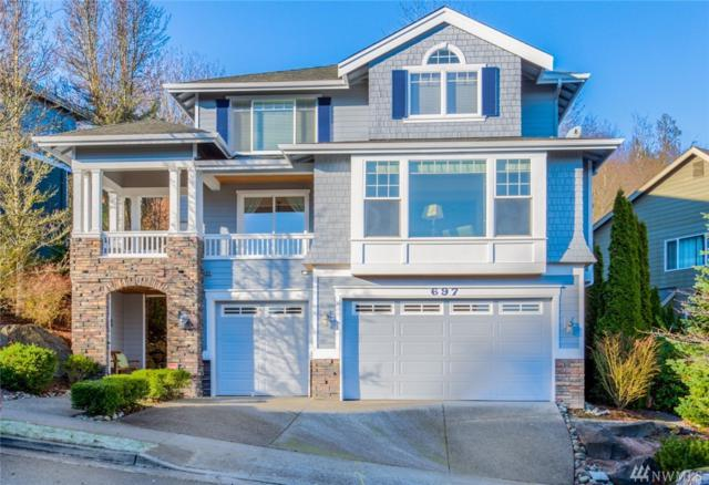 697 NW Bear Ridge Dr, Issaquah, WA 98027 (#1410512) :: NW Homeseekers