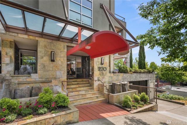 220 1st St #102, Kirkland, WA 98033 (#1410537) :: Real Estate Solutions Group