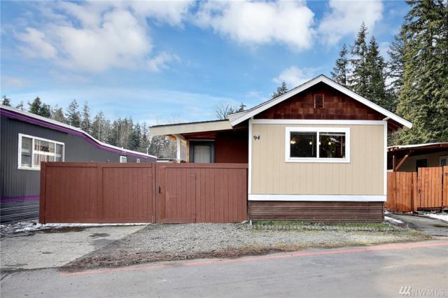15232 SE 272nd St #94, Kent, WA 98042 (#1410598) :: KW North Seattle