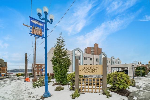 25 N Broadway #109, Tacoma, WA 98403 (#1410687) :: Homes on the Sound