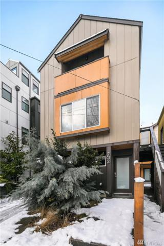 202 N 39th St, Seattle, WA 98103 (#1410707) :: Homes on the Sound