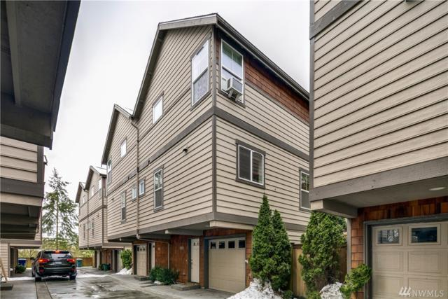 9509 Ashworth Ave N B, Seattle, WA 98103 (#1410786) :: Ben Kinney Real Estate Team