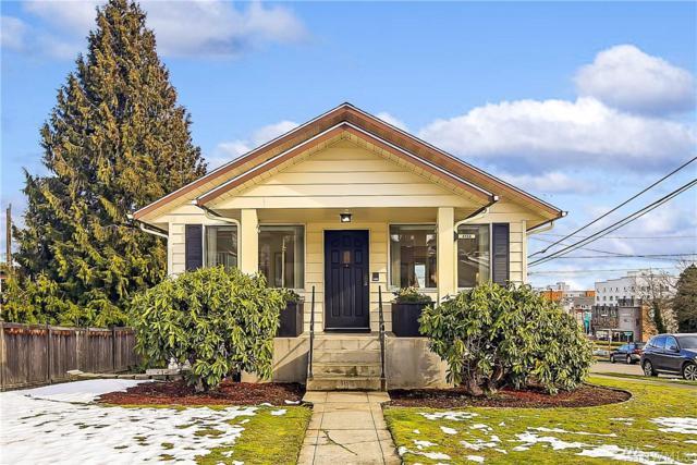 4158 37th Ave SW, Seattle, WA 98126 (#1410799) :: Kwasi Homes