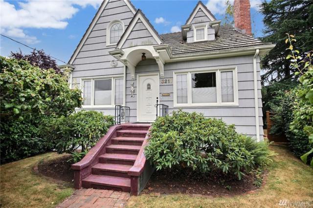 3211 NW 68 St, Seattle, WA 98117 (#1410921) :: Ben Kinney Real Estate Team