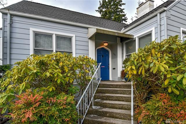 7501 19th Ave NW, Seattle, WA 98117 (#1410949) :: KW North Seattle