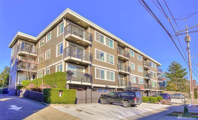 2230 NW 59th St #305, Seattle, WA 98107 (#1410960) :: Ben Kinney Real Estate Team
