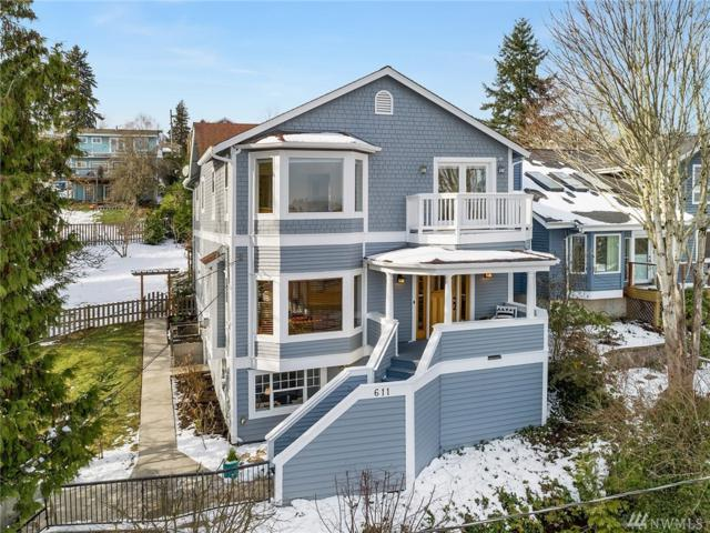 611 25th Ave E, Seattle, WA 98112 (#1411143) :: Ben Kinney Real Estate Team