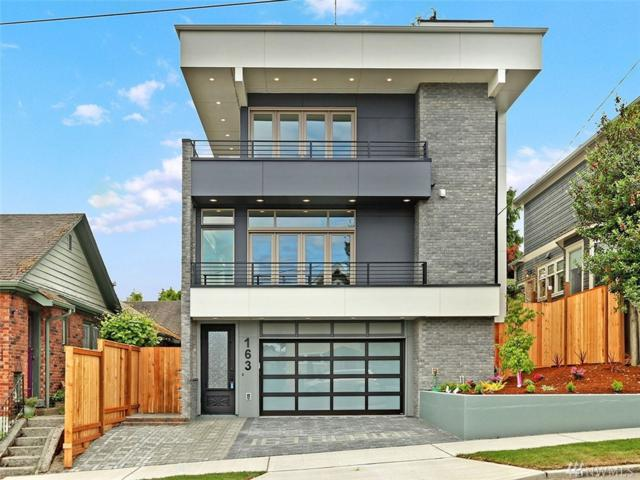 163 Blaine St, Seattle, WA 98109 (#1411162) :: Hauer Home Team
