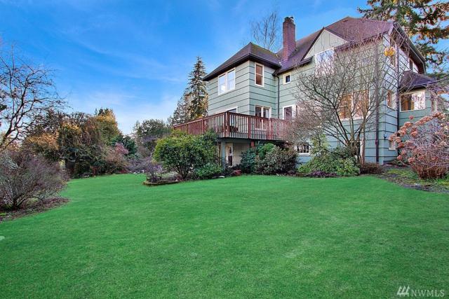 11042 Sand Point Wy NE, Seattle, WA 98125 (#1411325) :: Homes on the Sound