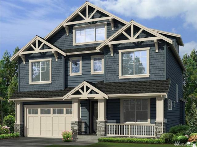 1554-(Lot 2) Elk Run Place SE, North Bend, WA 98045 (#1411363) :: Mike & Sandi Nelson Real Estate