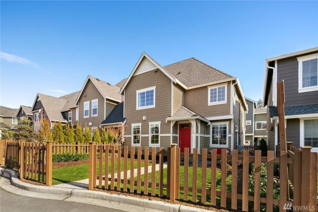 12616 176th Place NE B, Redmond, WA 98052 (#1411408) :: Real Estate Solutions Group