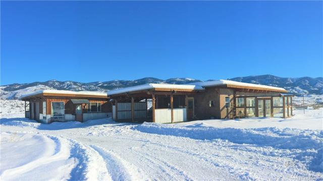 33 Chewuch Heights Rd, Winthrop, WA 98862 (#1411421) :: Homes on the Sound