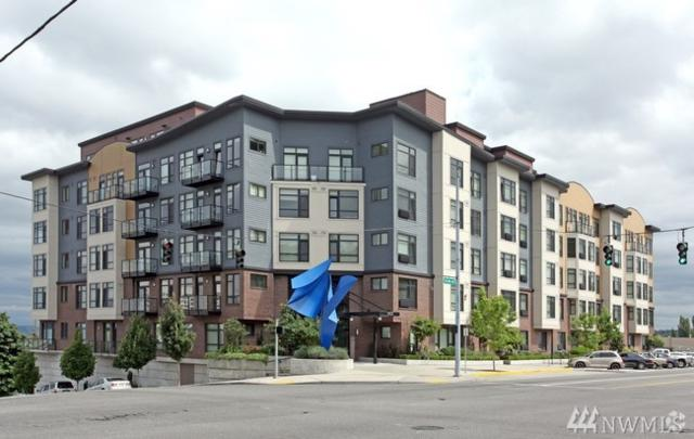 1501 Tacoma Ave S #504, Tacoma, WA 98402 (#1411450) :: Keller Williams - Shook Home Group