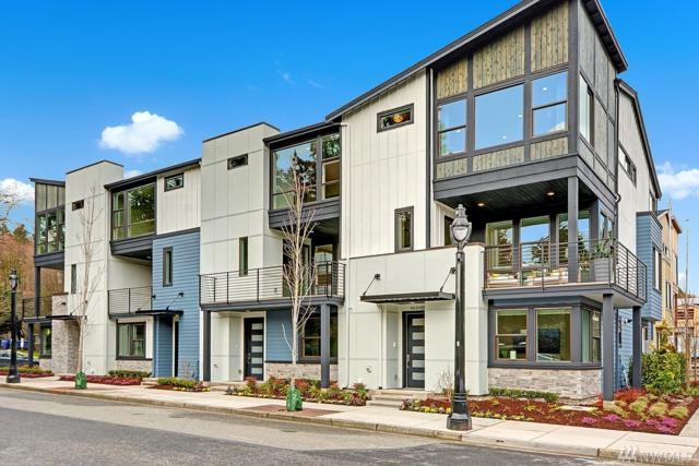 9604 NE Main St #4, Bothell, WA 98011 (#1411452) :: Real Estate Solutions Group
